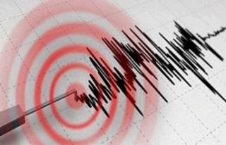 Marmara Denizi'nde 4,1 büyüklüğünde deprem
