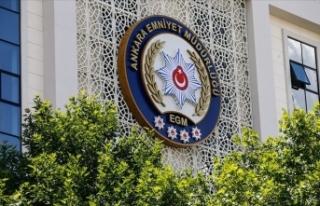 Ankara Emniyet Müdürlüğü FETÖ/PDY'ye yönelik...
