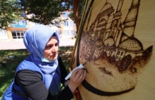 Ayasofya-i Kebir Camii'nin açılış sevinci...
