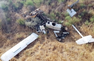 Azerbaycan ordusu Ermenistan'a ait 2 İHA düşürdü