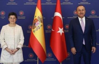 Bakan Çavuşoğlu: İspanya gibi diğer ülkeler...