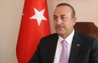 Bakan Çavuşoğlu: Tüm imkanlarımızla Almanya'da...