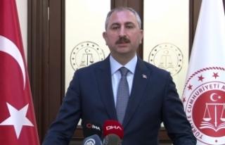 Bakan Gül'den, 15 Temmuz Demokrasi ve Milli Birlik...