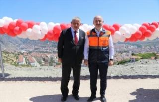 Bakan Karaismailoğlu, Amasya Çevre Yolu Açılış...