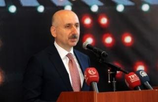 Bakan Karaismailoğlu, Erzurum Havalimanı'nın...