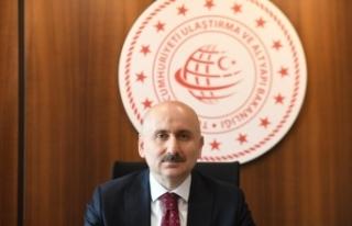 Bakan Karaismailoğlu, Türkmenistan Başkan Yardımcısı...