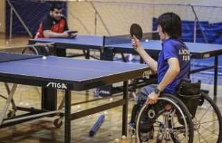 Bakan Kasapoğlu'ndan olimpiyat vizesi alan paralimpik...