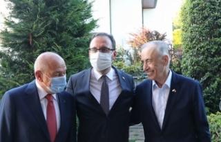 Bakan Kasapoğlu'ndan Mustafa Cengiz'e geçmiş...