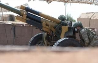 Barış Pınarı bölgesinde 3 PKK/YPG'li terörist...