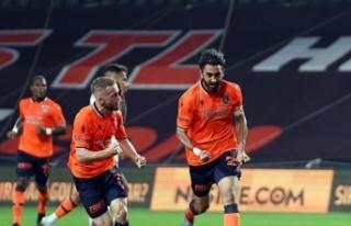 Başakşehir, UEFA Şampiyonlar Ligi gruplarında...