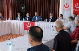 BBP Genel Başkanı Destici: Ayasofya-i Kebir Cami-i...