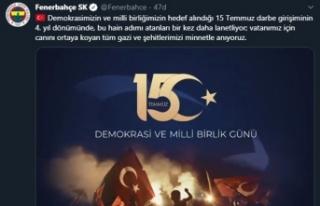 Beşiktaş, Fenerbahçe, Galatasaray ve Trabzonspor'dan,...