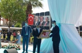 Binali Yıldırım, EÜ'nün 15 Temmuz programında...