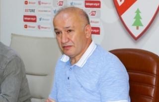 """Boluspor Kulübü Başkanı Çarıkcı: """"Borcumuz..."""