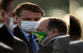 Brezilya Devlet Başkanı Bolsonaro, zorunlu maske...