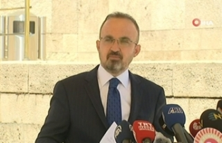 """""""Bu bir reform paketi, baro başkanları eşit..."""