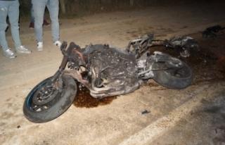 Bursa'da feci trafik kazası: Genç sporcu hayatını...