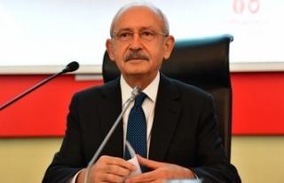 CHP Genel Başkanı Kılıçdaroğlu'ndan bayram...