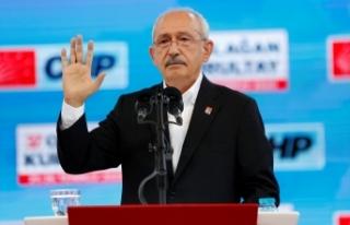 CHP Genel Başkanlığına Kemal Kılıçdaroğlu...