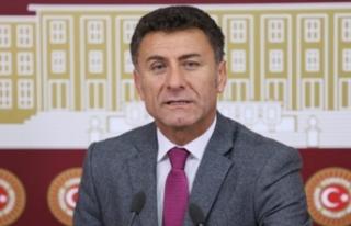 """CHP'li Sarıbal'dan """"çiftçilerin borçları..."""
