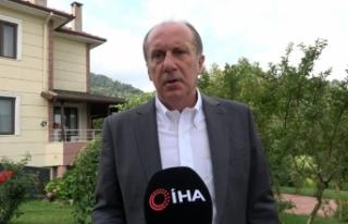 "Eski CHP Milletvekili İnce, ""Bin Günde Memleket..."