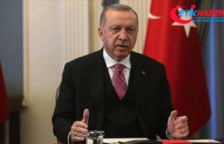 Cumhurbaşkanı Erdoğan: İnternet mecralarını...