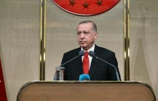 Cumhurbaşkanı Erdoğan: Kadına karşı işlenen...