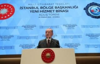 Cumhurbaşkanı Erdoğan: Libya'da MİT'in...