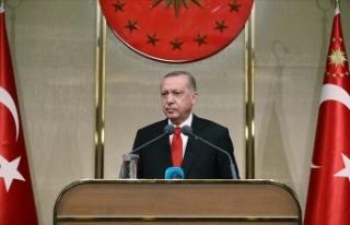 Cumhurbaşkanı Erdoğan: Milletimiz 15 Temmuz'da...