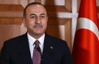 Dışişleri Bakanı Çavuşoğlu: Ayasofya-i Kebir...