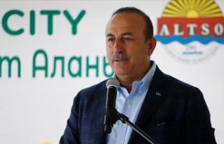 Dışişleri Bakanı Çavuşoğlu: Cumhuriyeti tarihinin...