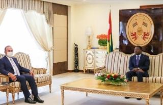 Dışişleri Bakanı Çavuşoğlu: Togo'ya büyükelçilik...