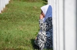 Dünya liderleri, Srebrenitsa Soykırımı Anma Töreni'ne...