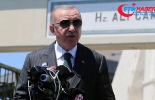 Erdoğan: (Sakarya'daki patlama) Her türlü...