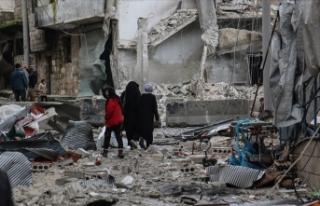 Esed rejimi ve İran destekli terörist gruplar İdlib'deki...