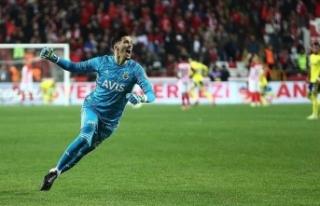 Fenerbahçe'nin en istikrarlısı Altay Bayındır