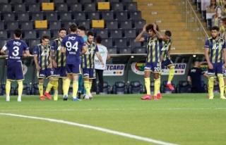 Fenerbahçe savunmayı oturtamadı