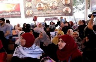 Filistinliler, İsrail hapishanelerindeki korona tehlikesini...