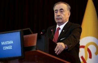 Galatasaray'da olağan divan kurulu toplantısı...