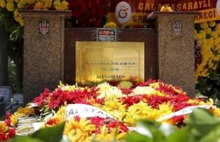 Galatasaray'ın kurucusu Ali Sami Yen, vefatının...