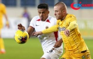 Gençlerbirliği, kritik maçta Yeni Malatyaspor ile...
