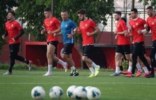 Gençlerbirliği, Süper Lig'in ilk haftasında...