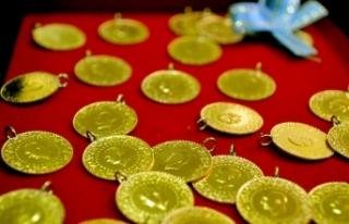 Gram altın 462 lira seviyelerinde