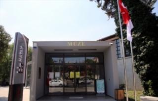 Hoşgörü kentinin tarihi taş binası Şehir Müzesi'ne...