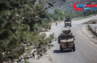 İdlib'de 19'uncu Türk-Rus Birleşik Kara...