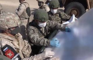 İdlib'de 22'nci Türk-Rus Birleşik Kara...