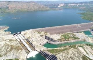 Ilısu Barajı'ndan ekonomiye 2 ayda 200 milyon...