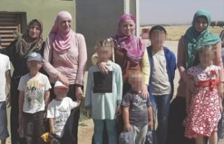 INTERPOL'ün aradığı DEAŞ'lı 4 kadın...