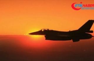 Irak'ın kuzeyinde 2 PKK'lı terörist etkisiz...