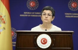 İspanya Dışişleri Bakanı Laya: Türkiye sadece...